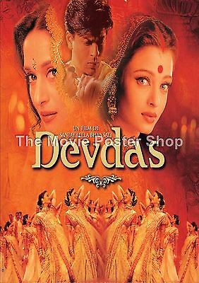 Devdas   Bollywood Movie Posters Vintage Classic & Indian Films