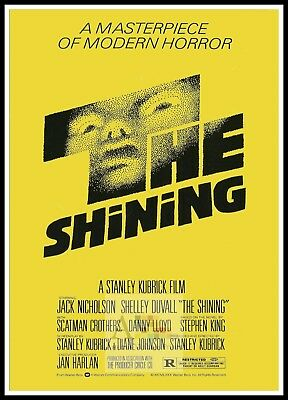 The Shining  10  Horror Movie Posters Classic & Vintage Cinema