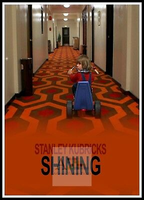 The Shining  5  Horror Movie Posters Classic & Vintage Cinema