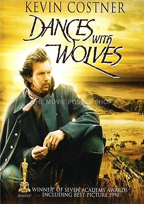 Dances With Wolves 4   1990's Movie Posters Classic Cinema