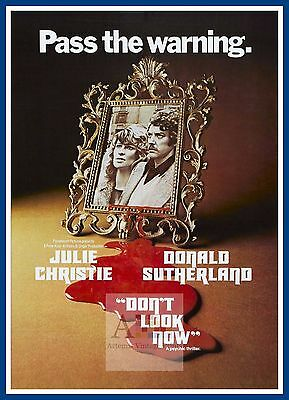 Dont Look  Now     1970's Movie Posters Classic Cinema