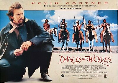 Dances With Wolves 5   1990's Movie Posters Classic Cinema