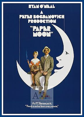 Paper Moon  1970's Movie Posters Classic Cinema