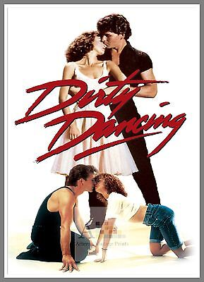 Dirty Dancing     1980's Movie Posters Classic Cinema