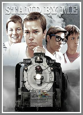 Stand By Me    1980's Movie Posters Classic Cinema