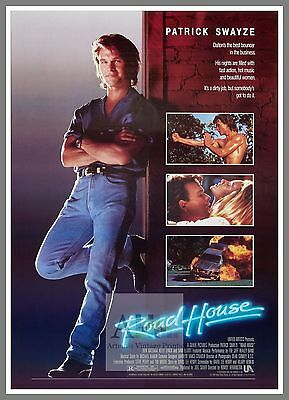 Road House       1980's Movie Posters Classic Cinema