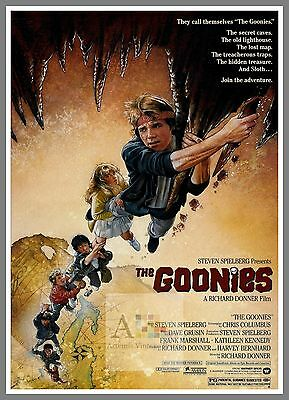 The Goonies  1980's Movie Posters Classic Cinema