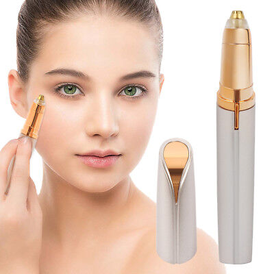 Women's Brows Trimmer Removal Eyebrow Remover Shaver Best Gift For Girl Friend