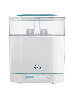 Phillips Avent 3 in 1 Electric Steam Steriliser - Good Condition