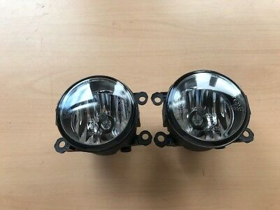 CITROEN C4 PICASSO & GRAND   2004-2016 Pair of Front Fog Lights Lamps Left/Right