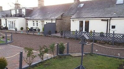 23rd March £189 for 1 week late last minute deal holiday cottage Northumberland