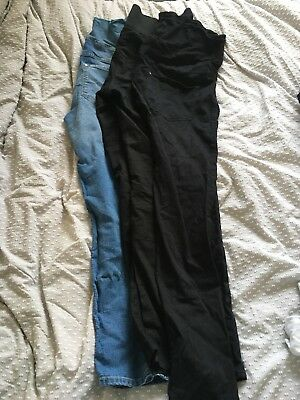 Maternity Jeans Bundle Size 16 - New Look, Mama