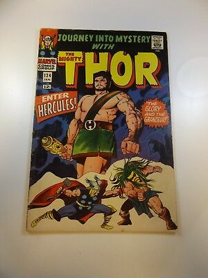 Journey Into Mystery #124 VG- condition Huge auction going on now!