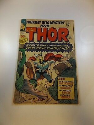 Journey Into Mystery #110 VG- condition Huge auction going on now!