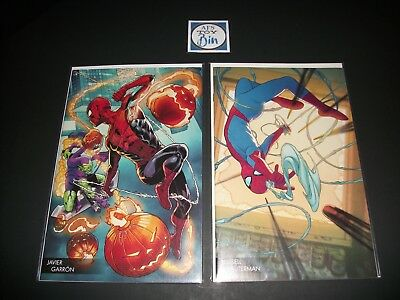 Amazing Spider man #798, and #801 Young Guns Variants (1st App Osborn as Goblin)