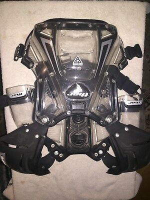 Lightly Used Adult Thor force chest protector Roost Guard