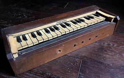 Rare Ondioline Georges Jenny Instrument Electronique Synthetiseur Clavier