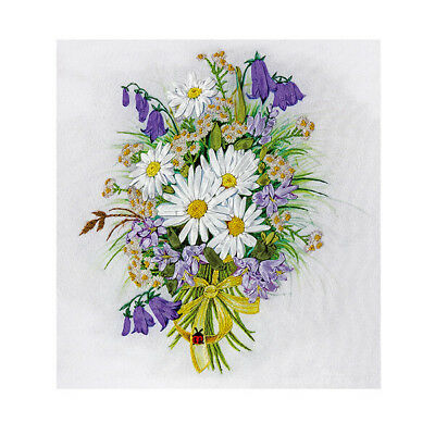 Daisy's Ribbon Embroidery Kit