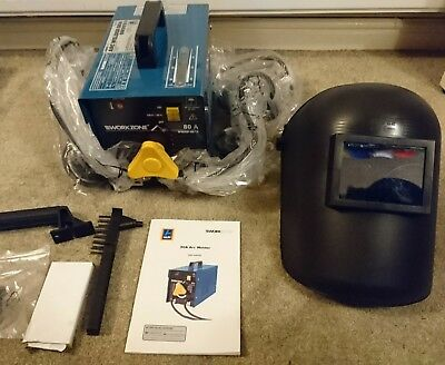 Workzone 80 amp arc/stick welder BRAND NEW boxed with mask etc