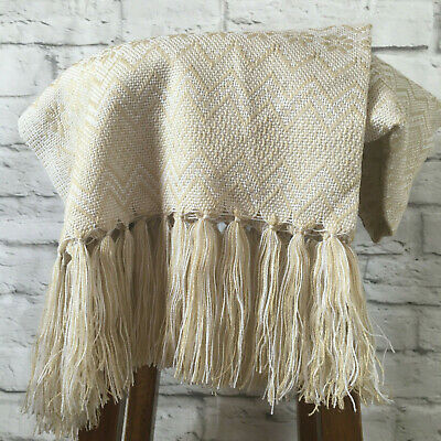 Mexican Rebozo Scarf Women's Handmade Woven Scarves Wrap Shawl Gift for Her