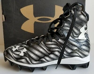 fdc416094 UNDER ARMOUR HIGHLIGHT RM JR. Lacrosse Cleats - Big Boy s Size 3.5Y ...