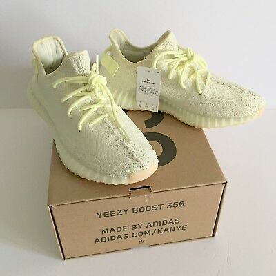 Adidas Yeezy Boost 350 V2 ''BUTTER'' 9.5 F36980 Kanye West 100% AUTHENTIC
