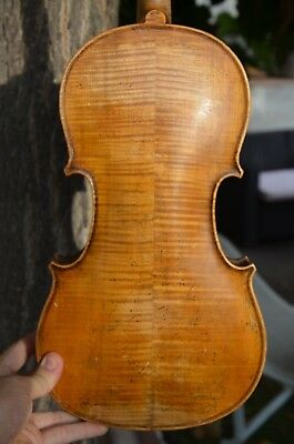 Old French violin, Stradivarius model