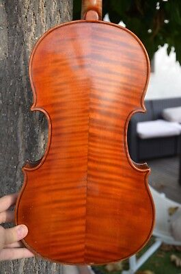 Old 1900's violin by Maurice Bourguignon