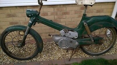 puch ms50d for restoration