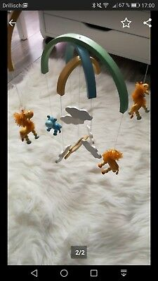 Baby Mobile Tiere
