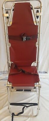 Ferno 107-C Combination Stretcher Chair with Backrest FERNO AMBULANCE STRETCHER