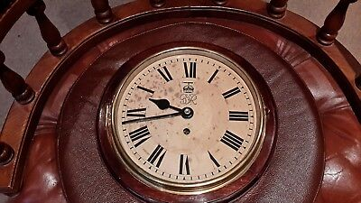 8in dail G.P.O. WALL CLOCK