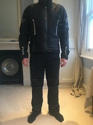 Rukka athos textile motorcycle jacket and trousers