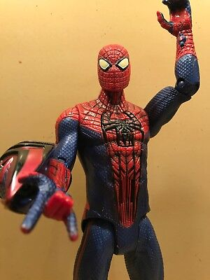 "Hasbro Marvel The Amazing Spider-Man Movie 10"" Talking Spider-Man Action Figure"