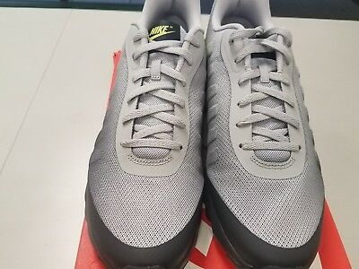 huge selection of 6c45d 98c51 Nike Air Max Invigor Print 749688-004 Grey Green Men s Sz 7.5 Running Shoes  WOW