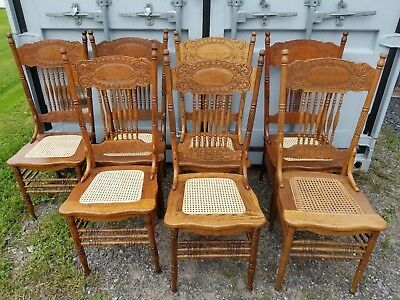 Set Of 6 Larkin #1 Chairs
