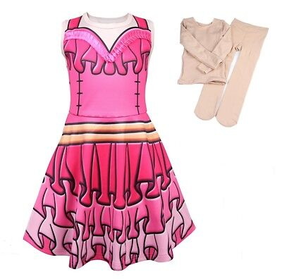 Simile Lol Showbaby Vestito Carnevale Bambina Tipo Lol Cosplay Dress LOLSHB1