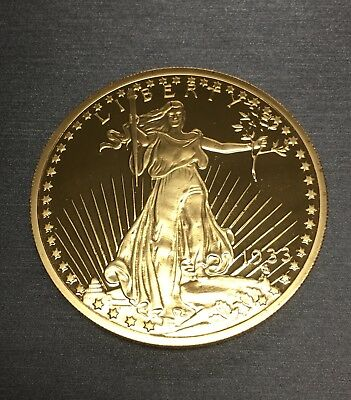 Beautiful $20 Commemorative Style United States Of America Art Coin!