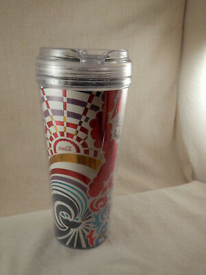 Royal Caribbean Insulated Drink cup Whirley BPA FREE 20oz