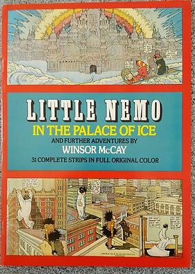Little Nemo in the Palace of Ice & Further Adventures Winsor McCay Softcover