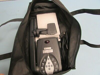 AverVision 355AF Document Camera w/Canvas Bag (B9D) Condition Good. Pre-Owned.