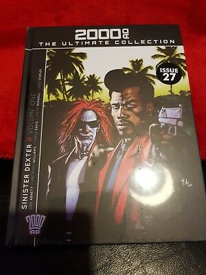 2000ad The Ultimate Collection issue 27