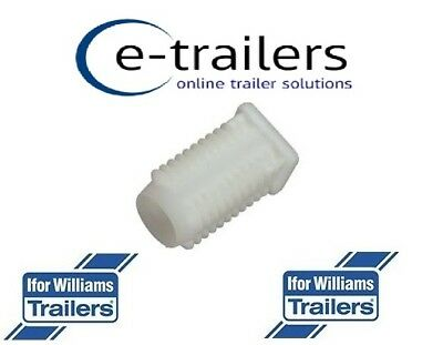 Replacement Ramp Hinge White Bush for Ifor Williams Trailers - P1246 for AS0558