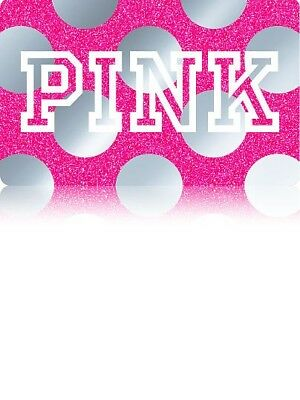 BRAND NEW $40 PINK Gift Card also accepted at Victoria\'s Secret ...