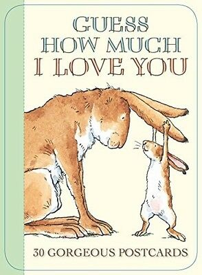 New, Guess How Much I Love You, Sam McBratney, Book