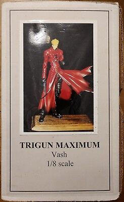 Trigun Maximum 1/8 Vash the Stampede Resin Figure