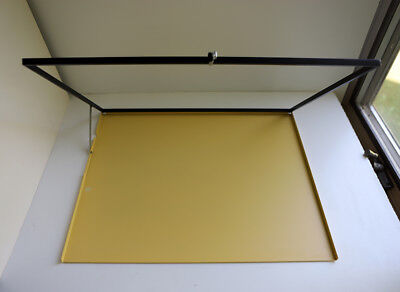 "Saunders Photographic Precision 16x20"" Darkroom Enlarging Easel, Excellent"