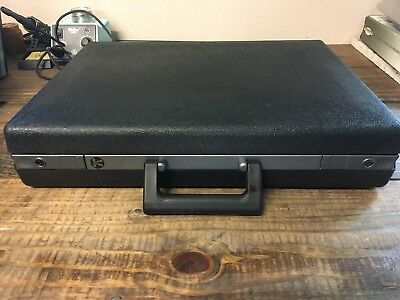 Krautkramer or GE Inspection  Ultrasonic Flaw USM-25 Original Carry Case