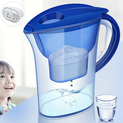 Water Kettle Filter Jug White General Home Activated Carbon Tap Water Filter HOT