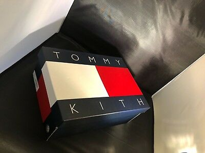 Kith X Tommy Hilfiger Collection Og Basketball Sneaker Size 12 Summer/fall 2018